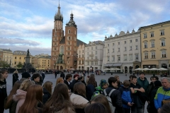 6-Krakov - hlavní náměstí